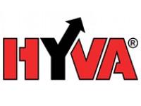 КМУ Hyva на базе HYUNDAI